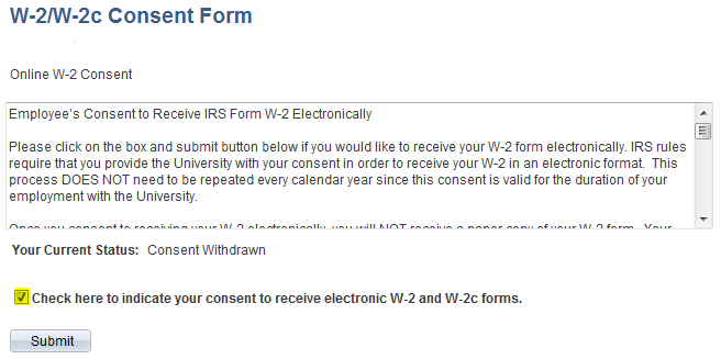 w-2 consent form