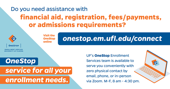 Need assistance with financial aid, registration, fees, or admissions requirements?